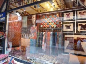 Scarves and More in Araasta Bazaar
